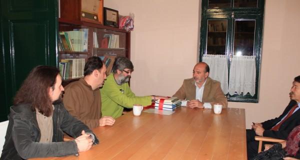 Συνάντηση Αντιπεριφερειάρχη με το ΔΣ της Οικολογικής Κίνησης Δράμας