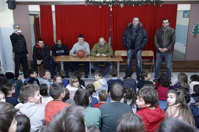 Κ.Α.Ο.Δ : Επίσκεψη στο 3ο Δημοτικό Σχολείο Δράμας