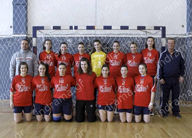 Ημιτελικός Κυπέλλου Γυναικών Ελλάδας Χειροσφαίρισης