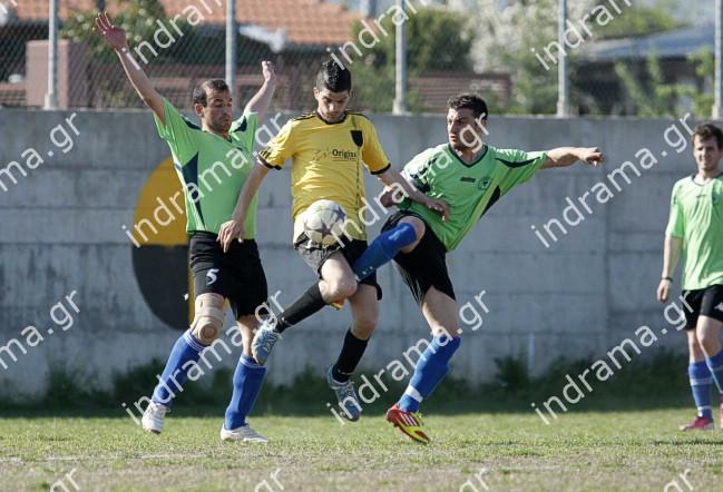 Δόξα - Νίκη Βόλου: 5-0  Football League Νέων