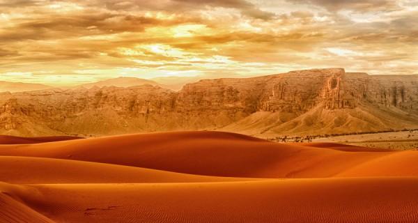 Η κόκκινη έρημος της Αυστραλίας