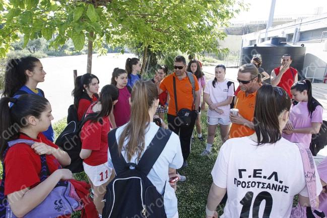 Χαντμπολ: Τελική φάση νεανίδων στην Πάτρα