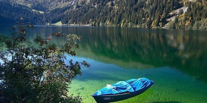 Μαγευτικά κλικ από τη λίμνη Πλαστήρα