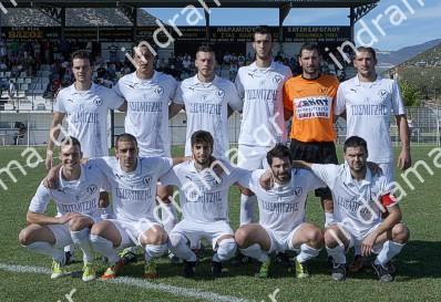 Γ' εθνική: Εθνικός Ν. Αγιονερίου - Δόξα Πετρούσας 0-0