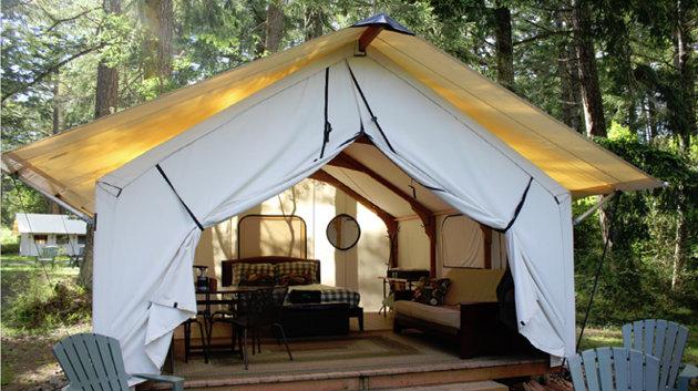 Δεν σου αρέσει το camping; Δες τις παρακάτω φωτογραφίες και σίγουρα θα αλλάξεις γνώμη!!!