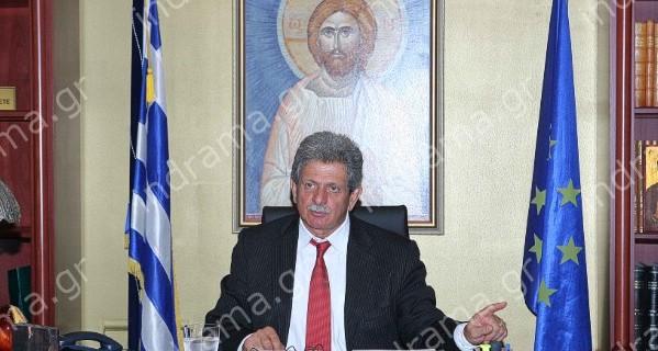 Παρέμβαση του Αντιπεριφερειάρχη Δράμας κ.Aργύρη Πατακάκη στην ανοικτή συνεδρίαση της Γ.Σ. του Σ.Β.Β.Ε.