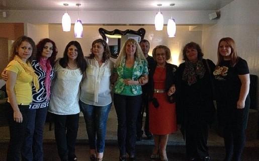 Η Ένωση Κυριών καλεσμένη σε ημερίδα στο Γκότσε Ντέλτσεφ