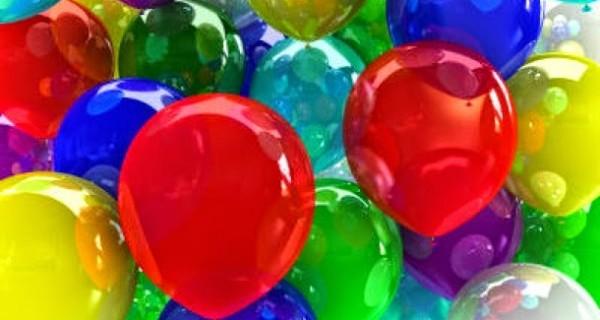 Ένας πανεύκολος τρόπος για να φουσκώσετε μπαλόνια!