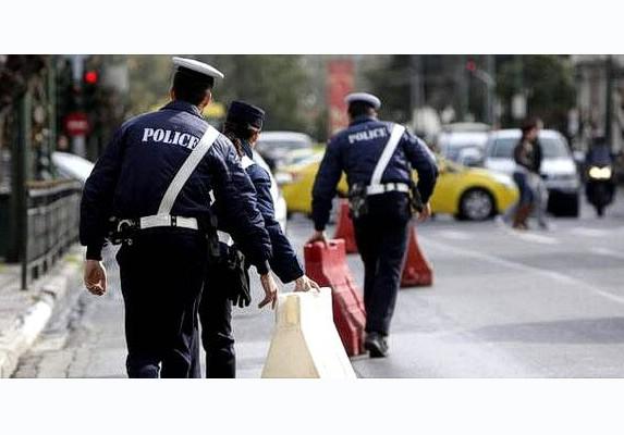Απαγόρευση κυκλοφορίας, στάσης και στάθμευσης των οχημάτων όλων των κατηγοριών στα πλαίσια διεξαγωγής φιλικού ποδοσφαιρικού αγώνα