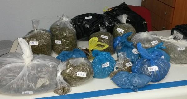 Συνελήφθη ημεδαπός κατηγορούμενος για κατοχή ναρκωτικών