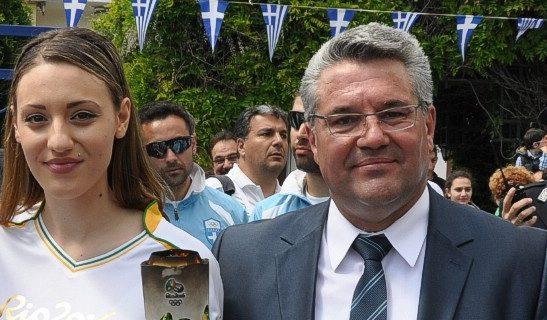 Συγχαρητήρια για το Αργυρό μετάλλιο της Άννας Κορακάκη