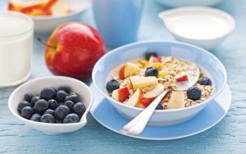 Tο ιδανικό πρωινό για τη σιλουέτα σας