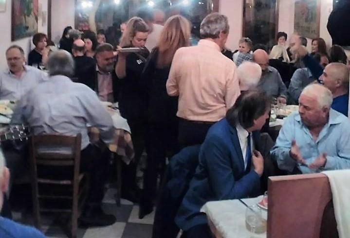 Με επιτυχία πραγματοποιήθηκε μουσική συνεστίαση μελών και φίλων του Πανδραμαϊκού Νόστου στην Θεσσαλονίκη