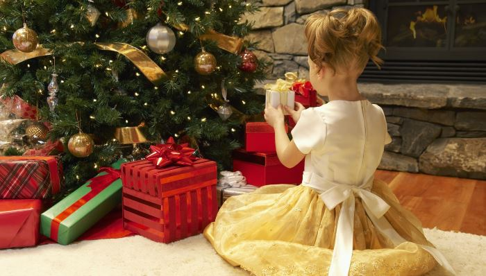 Η Χαρά των Χριστουγέννων