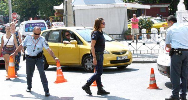Απαγόρευση κυκλοφορίας- στάσης και στάθμευσης σε τμήματα των οδών Φωκίωνος και Άρμεν