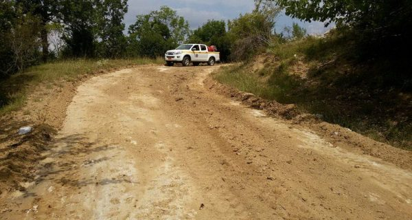 Συντήρηση των ζωνών πυρασφάλειας σε ολόκληρο τον ορεινό όγκο του Δήμου Δράμας