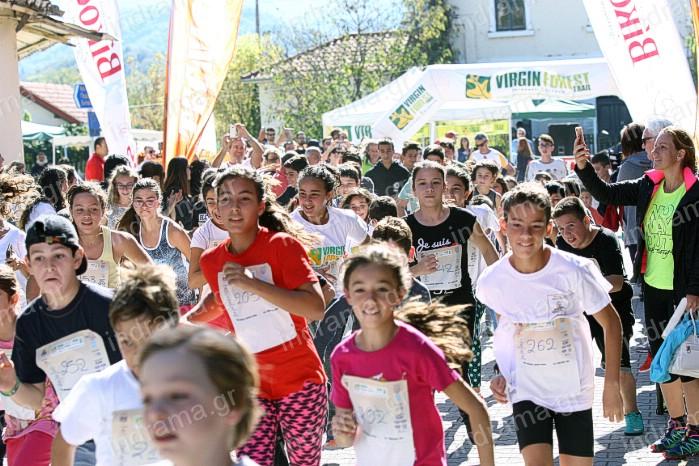 Απόλυτα επιτυχημένοι οι 11οι αγώνες βουνού Παρθένου Δάσους