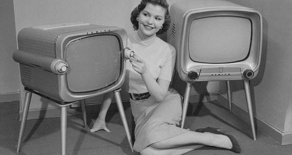 Τηλεόραση και αμερικανικό όνειρο