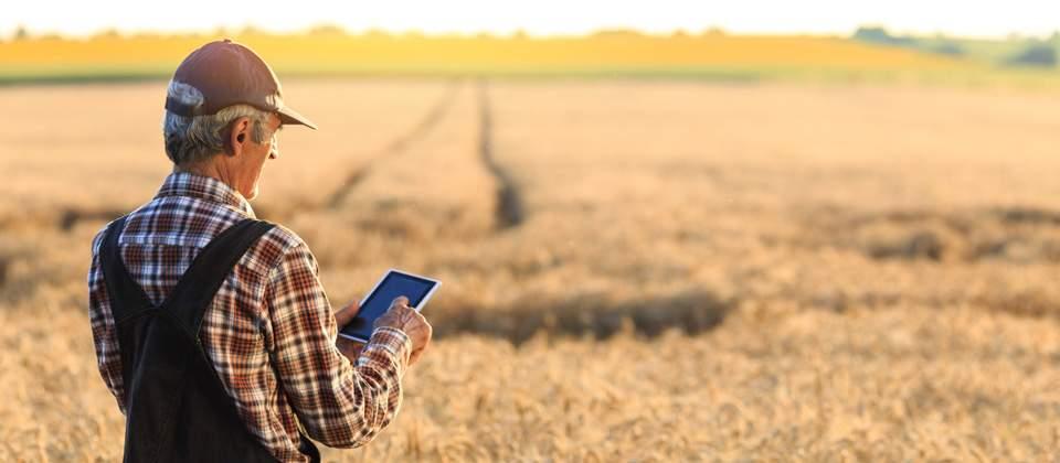 Το Internet of Things μεταμορφώνει τον αγροτικό τομέα
