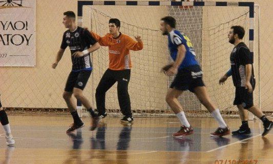 Ισοπαλία 20-20 με το Καματερό.