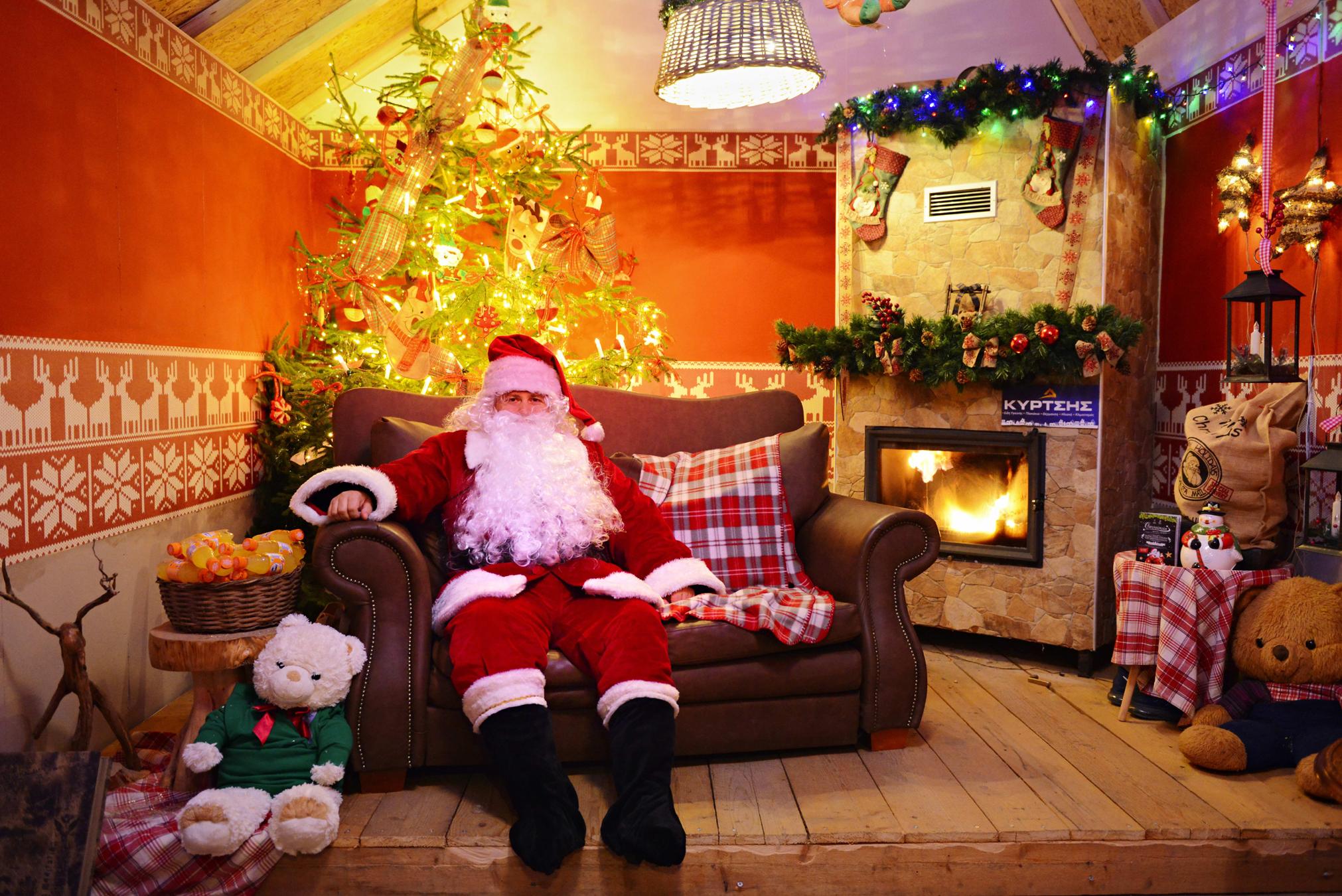Χιλιάδες επισκέπτες στην Ονειρούπολη πρωταγωνίστησαν στο αυθεντικό παραμύθι των Χριστουγέννων!