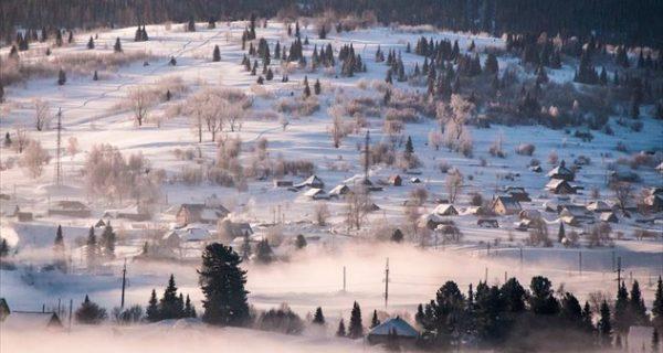 Η Σιβηρία σε δέκα όμορφες και παγωμένες φωτογραφίες
