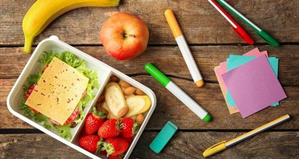Πρωτότυπα και υγιεινά σνακ για τα παιδιά στο σχολείο