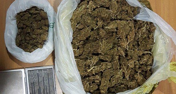 Συνελήφθησαν 4 άτομα κατηγορούμενα για παράβαση του νόμου περί ναρκωτικών