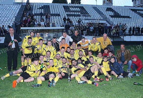 Κυπελλούχος Ε.Π.Σ.Δράμας 2017-2018  Α.Ε.Καλαμπακίου.