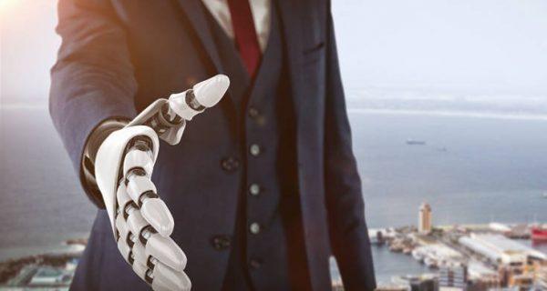 Το αυστηρό ρομπότ που αποφασίζει αν θα προσληφθείς ή όχι!