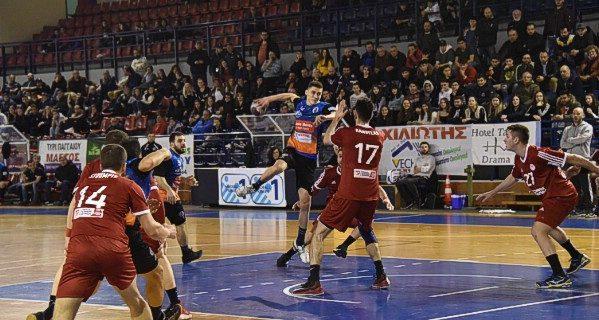 Στην Εθνική ανδρών ο Δραμινός 1ος σκόρερ της Handball Premier Ευγένιος Τουνγκελίδης