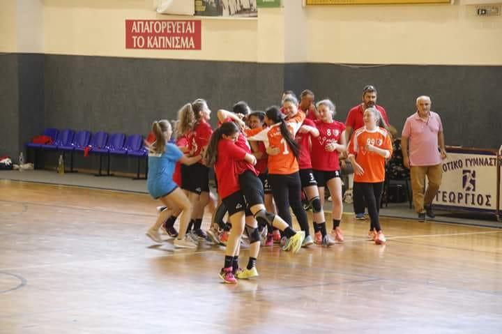 Η τελική φάση του πανελληνίου πρωταθλήματος κορασίδων ξεκίνησε στην Προσοτσάνη.