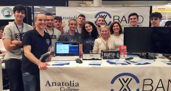 Έλληνες μαθητές δημιούργησαν ένα wearable που σώζει ζωές