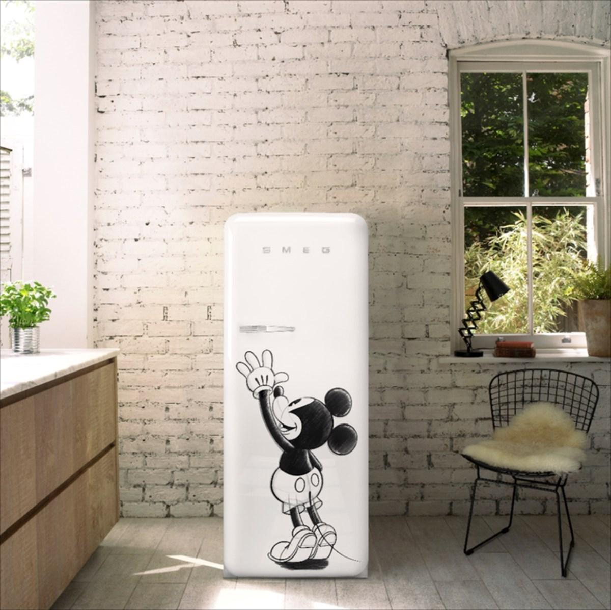 Θέλετε ένα ψυγείο με τα αυτιά του Mickey Mouse;