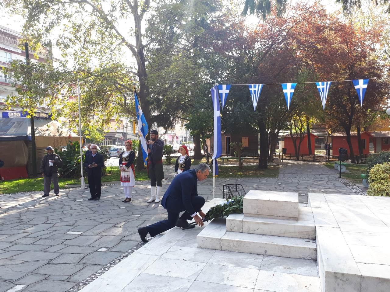 Eκδηλώσεις Μνήμης του Ολοκαυτώματος της Ιεράς Μονής Αρκαδίου