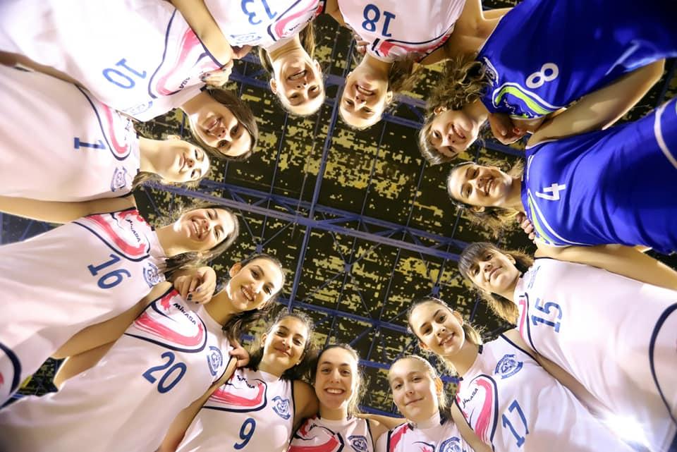 Η ΓΑΙΑ Δράμας στον τελικό Νεανίδων σήμερα στις 18:00