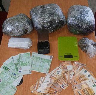 Συνελήφθη 57χρονος ημεδαπός κατηγορούμενος για παράβαση του νόμου περί ναρκωτικών