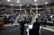 Πραγματοποιήθηκε η κοπή της Bασιλόπιτας της Ακαδημίας του Γ.Σ. Δόξα Δράμας