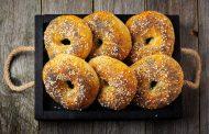 Σπιτικά bagels