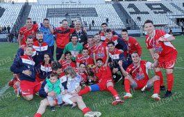 Τελικός κυπέλλου Ε.Π.Σ. Δράμας: Δόξα Βώλακα- Α.Ο. Πανδραμαϊκός 0-2 στην παράταση .
