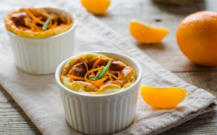 Σουφλέ πορτοκάλι