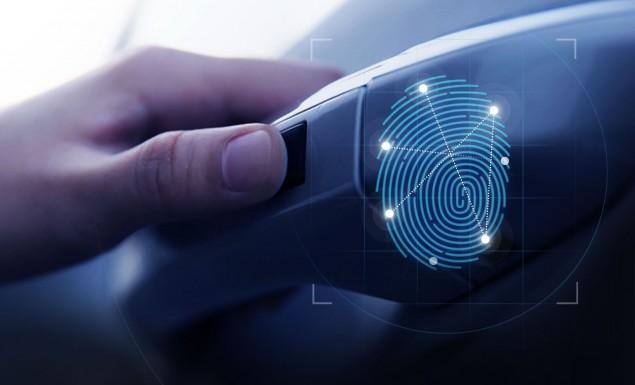 Έξυπνη τεχνολογία δακτυλικών αποτυπωμάτων από τη Hyundai