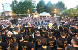 100 χρόνια, 100 λύρες , 100 λυράρηδες για τις ψυχές 353.000 Ελλήνων του Πόντου