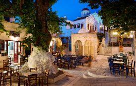 Ελληνικό νησί μάγεψε τους New York Times