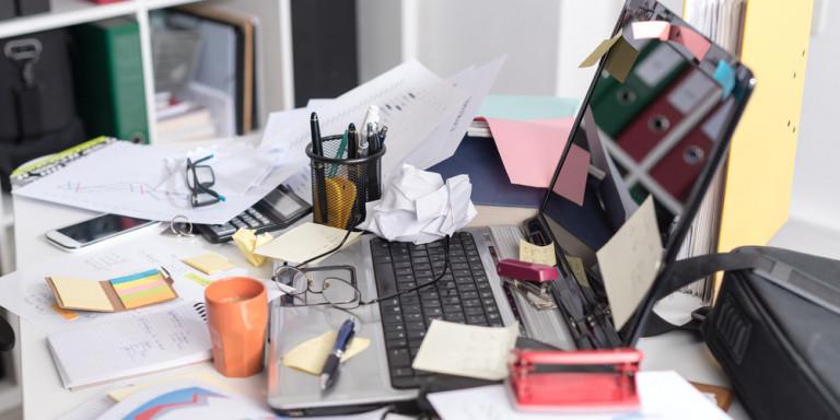 Τι αποκαλύπτει για εσάς εάν έχετε ακατάστατο γραφείο ή όχι