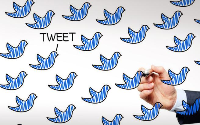 Οι λέξεις tweet, web, cloud δεν σχετίζονται με αυτό που σου έρχεται πρώτα στο μυαλό