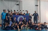 Έλαμψαν στο πενταεθνές τουρνουά της Βουλγαρίας οι Παίδες του Bianco Monte Δράμα. Κατέκτησαν τον τίτλο. Τρεις παίκτες στην καλύτερη επτάδα.