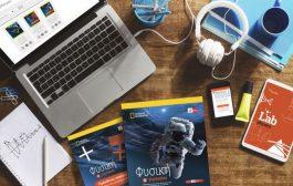 Βιβλίο Φυσικής Β' Γυμνασίου σε συνεργασία με το National Geographic