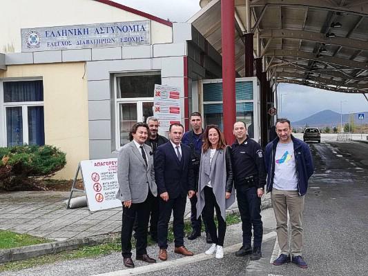 Συναντήσεις στο Λεκανοπέδιο Νευροκοπίου