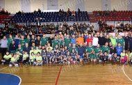 Φιλανθρωπικός αγώνας  παλαιμάχων handball ΓΣΔ-ΑΟΔ